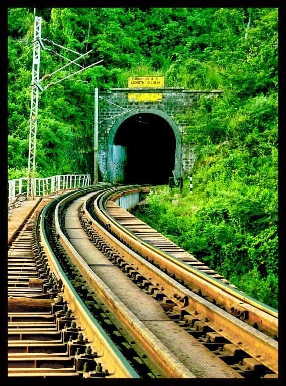Maliguda Tunnel