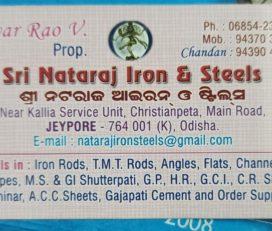 Natraj Iron and Steels